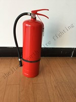 6kg 40% ABC portable dry chemical fire extinguisher