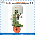 New model cnc vertical band saw machine for cutting tree trunk