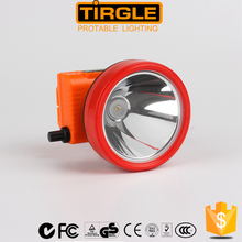 Long range explosion-proof headlight battery powered led emergency working light