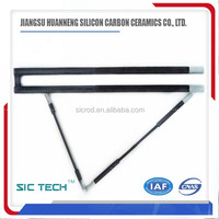 sic heating element for oven globar