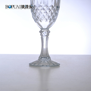 wholesale fancy glassware champagne saucers
