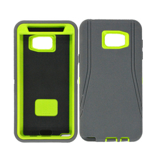 Wholesale Stand Armor Robot 3 in 1 Strap Slip PC+TPU Case For Samsung Galaxy Note 5