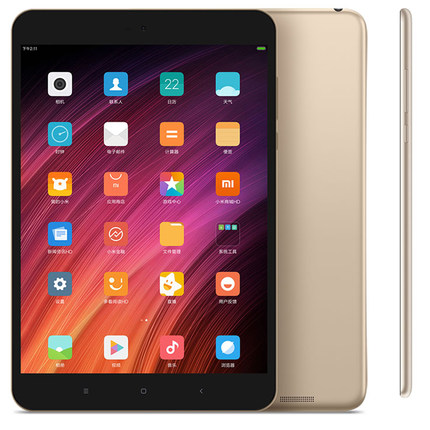 Original Xiaomi Mi Pad Mipad 3 4GB RAM 64GB ROM 6600mAh 7.9 inch Quick Charge 5V/2A Tablet Pc