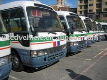 TOYOTA COASTER BUS / VEHICLE / COACH ( 2001 , 4104CC)