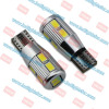 Smart system T10/W5W/194 5630 Canbus led Car LED light/car brake light/bulb lamp 12v 5w t10