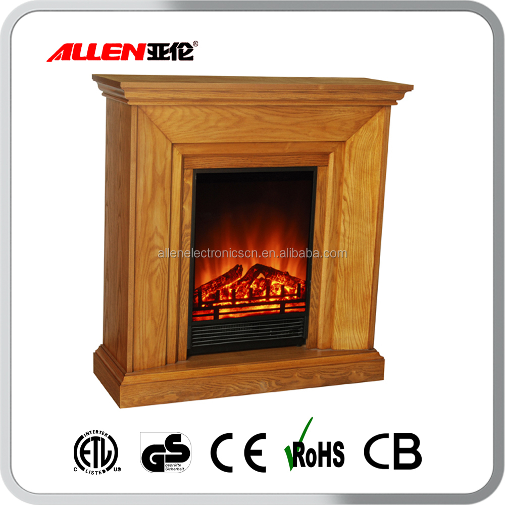 Home decoration fake flame electric fireplace