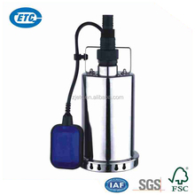 Good quality 220v Submersible Pumps with 900W 13000L/h