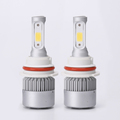 led bulb car headlight manufacturer 9004 9007 high low beam LED conversion kit