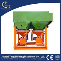 Alluvial Diamond Mining Equipment Machine Saw Tooth Wave Jig