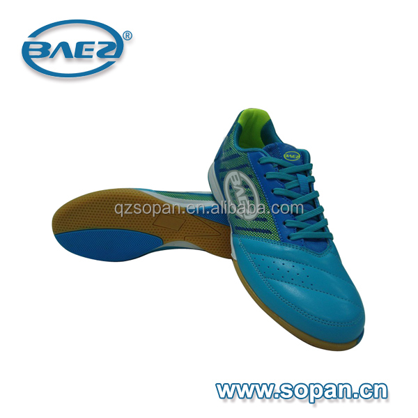 2014 new product chinese wholesale soccer shoe