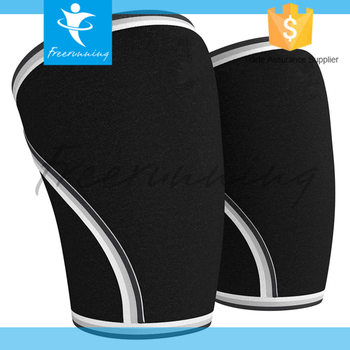 Cross Training Private Label Knee Sleeves Compression