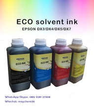 Best Quality Printhead EP SON DX3/DX4/DX5/DX7 piezo inkjet ECO-solvent ink supplier