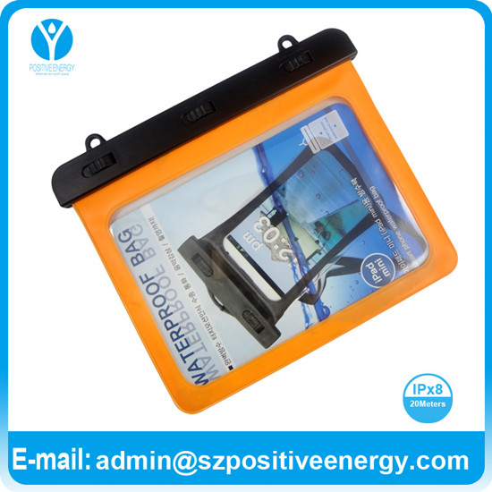 China manufactory Ipad case waterproof bag