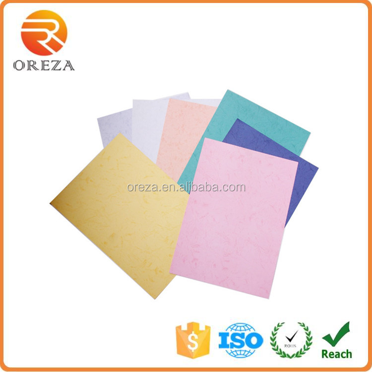 230gsm A4 Leather Grain Paper for sale