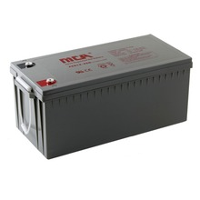 Ups Battery 12V 220Ah GEL Street Lights Solar Battery For Home Storage
