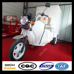 SBDM Motorcycle Electric Tricycle Motor Food Cart