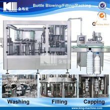 6000 BPH Water Production Line / Processing Equipment