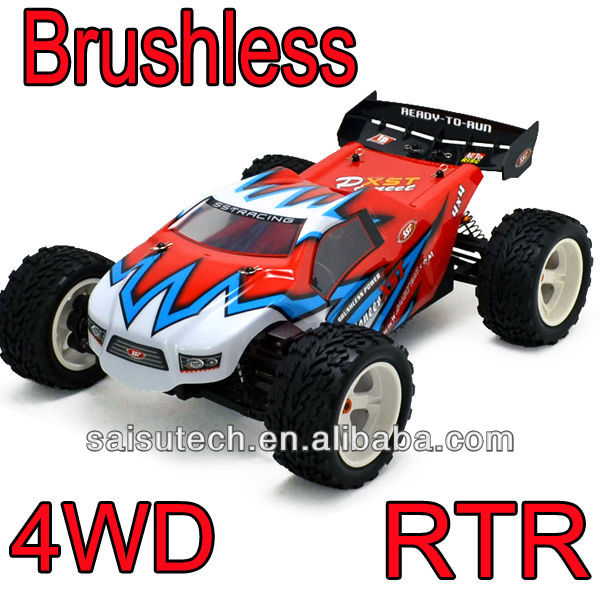 rc truggy sale 1 10 scale full time 4wd brushless rc electric truggy diy rc car kit
