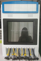 Universal Self - Service Cell Phone Charging Kiosk / Charge Stations for Electronics