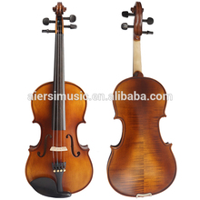 Good price white violin with great sound tone from china No.1 Factory