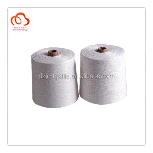 dealer 100% cotton yarn knitting import and export from China