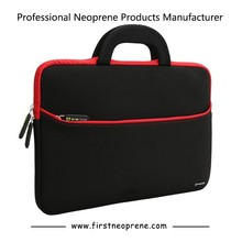 Wholesale Eco-friendly Cheap 14 inch colorful custom neoprene laptop sleeve