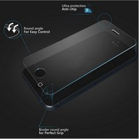 New 0.3mm Ultra Thin Premium Tempered Glass Mobile Cell Phone Screen Protector for iphone5 5S Screen Protector For Sale
