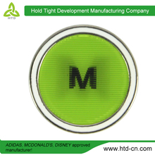 Hot Sell Unique Custom golf ball markers from direct manufacturer