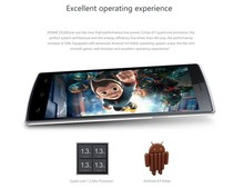 "chinese phones New DOOGEE KISSME DG580 5.5"" QHD Screen MTK6582 Quad Core 1.3GHz Cell Phone"