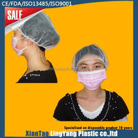 Bouffant Nurses Caps,Nurse Cap Pattern,Disposable Nurse Cap (CE FDA ISO13485 Approved) With Lowest Price