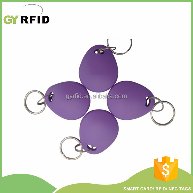 Manufacturer Low Cost Custom Rfid Token Key Tag
