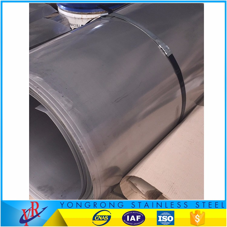 cold roll aisi 430 stainless steel coil