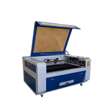 2017 NEW model LM-1490 CCD acrylic fabric wood die leather mdf non-metal CO2 CNC laser cutting and engraving machine