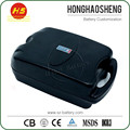 Wholesale e-bike battery 24 volt lithium battery pack 17Ah with case