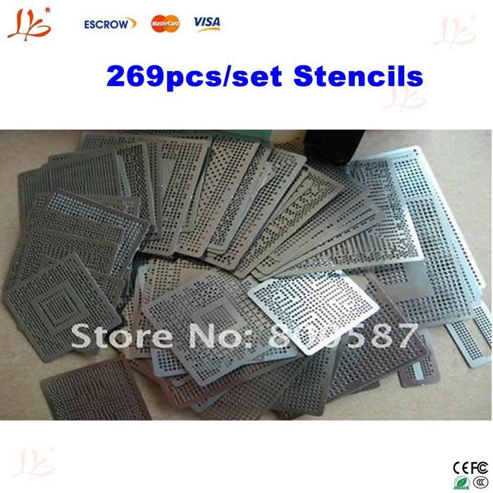 XBOX360 XBOX 360 HANA X802478-003 BGA Heat Template Stencil