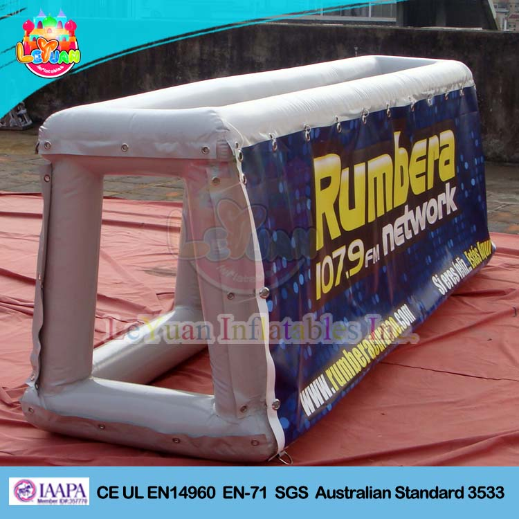 High quality Water Inflatable billboard/ billboard advertising for sale