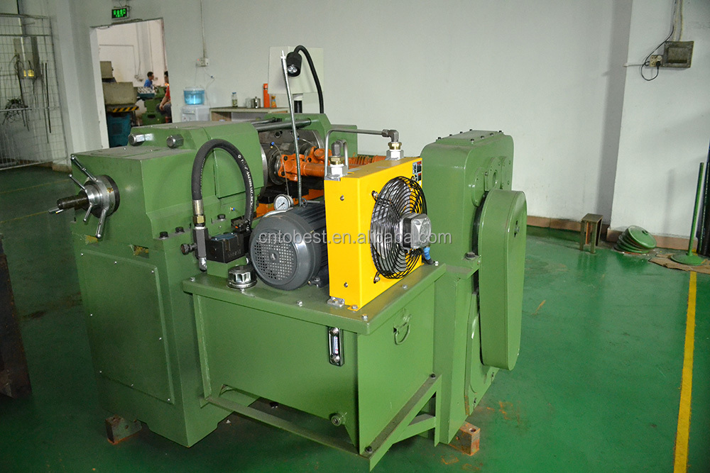 TOBEST high precision automatic feeding thread rolling machine