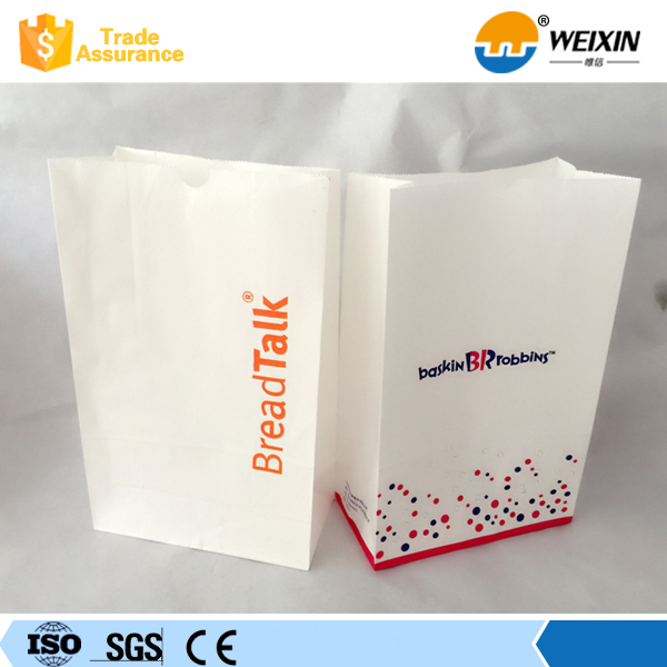 Widely used paper shopping bag making machine