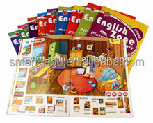 learning english conversation with voice standard pronunciation book