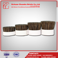 Novelties wholesale china decorative paint brush roller brush , Pure Natural Bristle Flower