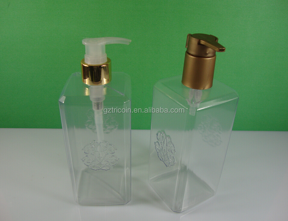 FDA standard pet bottle with mist sprayer or pump sprayer