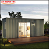 Customized Prefabricated Modular Well-designed container house german