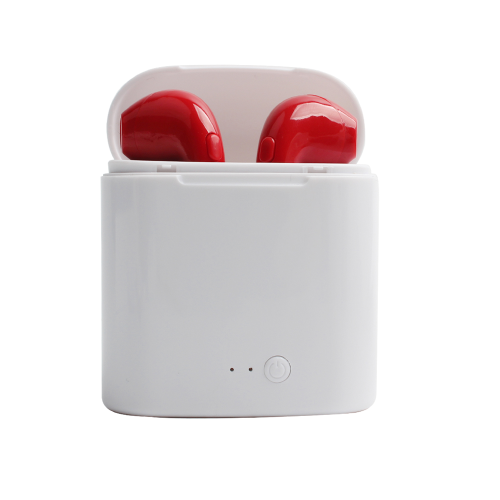 Wireless Headphones Waterproof Mini Stereo In-Ear Bluetooth Earphones