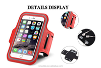 Free Shipping Sports Running Jogging Gym Arm Band Case Cover Armband For iPhone 6