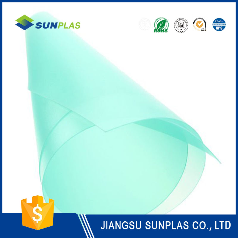 Recyclable PP Hollow Sheet film