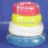 pvc insulated copper cable tw thw thhn electrical building wire