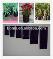 Reusable PE black grow bag for agriculture farming