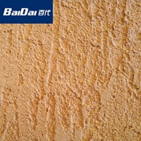 Baidai antifouling transparent acrylic stone paint for wall