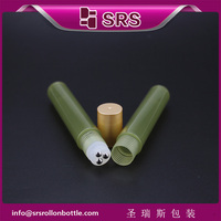 Manufacturer roll on 15ml plastic herbage essence speckle removing cream bottle