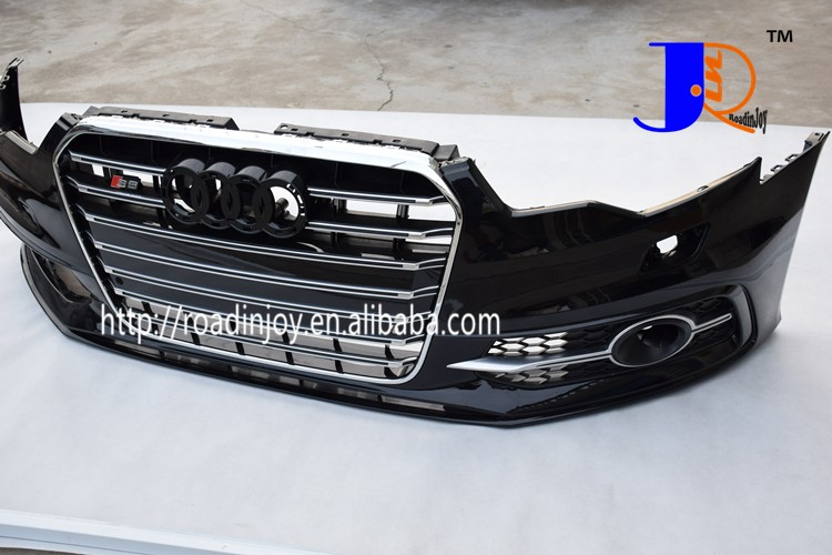 FOR AUDI A6 S6 FRONT BUMPER ,NEW S6 FRONT BUMPER KITS